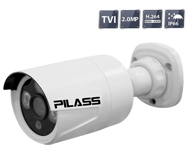 Camera HD-TVI hồng ngoại 2.0 Megapixel PILASS ECAM-601TVI 2.0