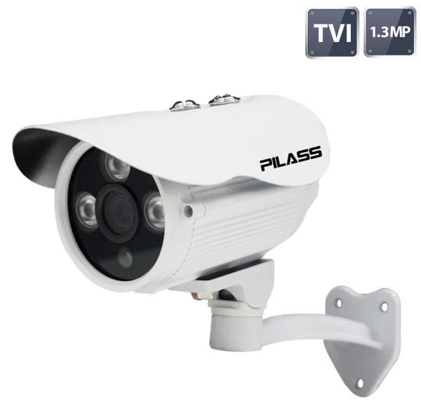 Camera HD-TVI hồng ngoại 1.3 Megapixel PILASS ECAM-602TVI 1.3