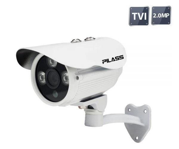 Camera HD-TVI hồng ngoại 2.0 Megapixel PILASS ECAM-602TVI 2.0