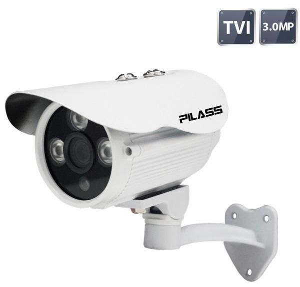 Camera HD-TVI hồng ngoại 3.0 Megapixel PILASS ECAM-602TVI 3.0
