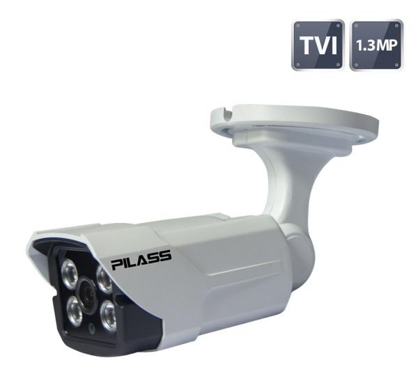 Camera HD-TVI hồng ngoại 1.3 Megapixel PILASS ECAM-603TVI 1.3