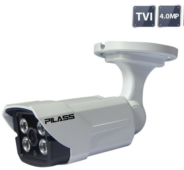 Camera HD-TVI hồng ngoại 4.0 Megapixel PILASS ECAM-603TVI 4.0