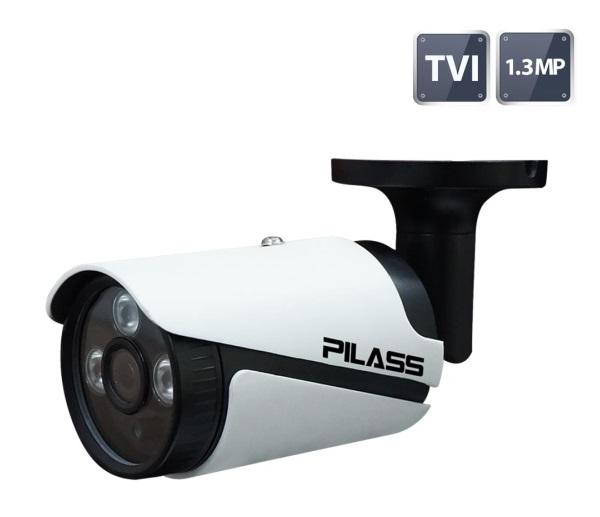 Camera HD-TVI hồng ngoại 1.3 Megapixel PILASS ECAM-605TVI 1.3