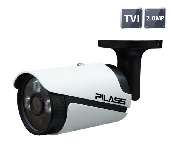 Camera HD-TVI hồng ngoại 2.0 Megapixel PILASS ECAM-605TVI 2.0
