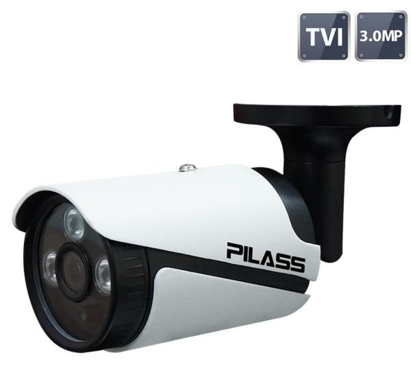 Camera HD-TVI hồng ngoại 3.0 Megapixel PILASS ECAM-605TVI 3.0