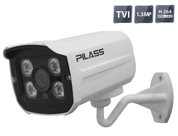 Camera HD-TVI hồng ngoại 1.3 Megapixel PILASS ECAM-606TVI 1.3