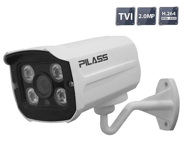 Camera HD-TVI hồng ngoại 2.0 Megapixel PILASS ECAM-606TVI 2.0