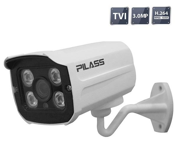 Camera HD-TVI hồng ngoại 3.0 Megapixel PILASS ECAM-606TVI 3.0