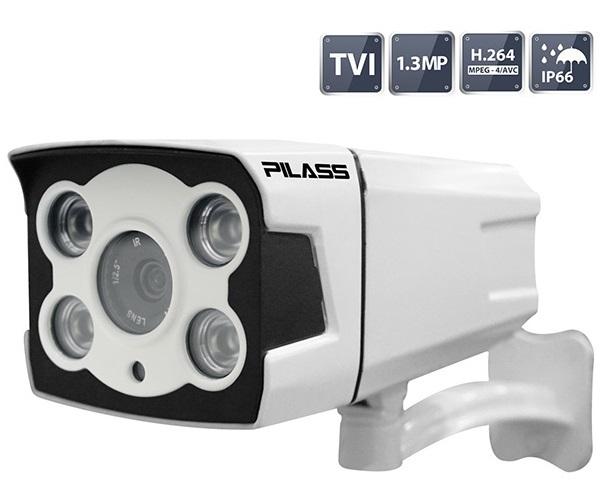 Camera HD-TVI hồng ngoại 1.3 Megapixel PILASS ECAM-701TVI 1.3