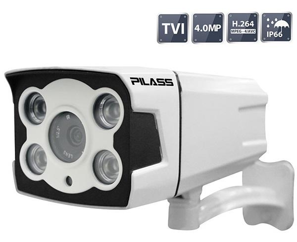 HD-TVI Infrared Camera 4.0 Megapixel PILASS ECAM-701TVI 4.0
