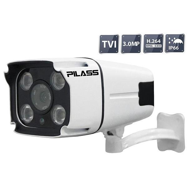 Camera HD-TVI hồng ngoại 3.0 Megapixel PILASS ECAM-702TVI 3.0