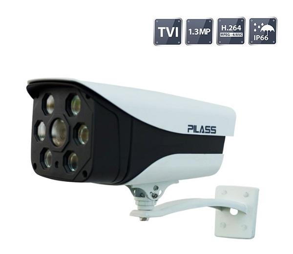 Camera HD-TVI hồng ngoại 1.3 Megapixel PILASS ECAM-802TVI 1.3