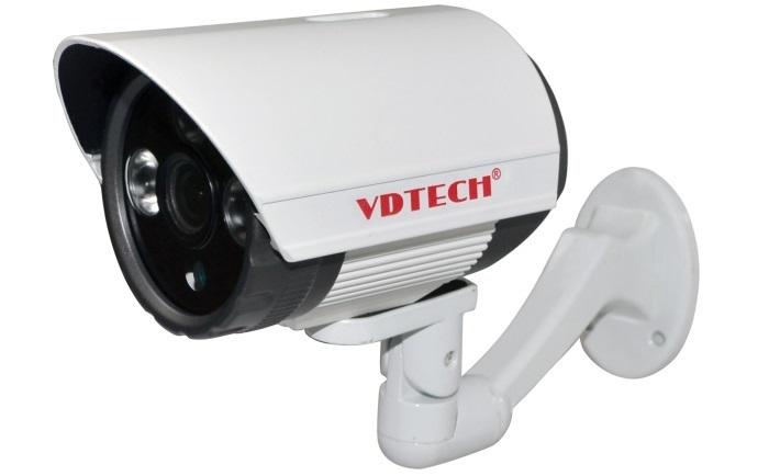 Camera HD-CVI hồng ngoại 2.0 Megapixel VDTECH VDT-270ACVI 2.0