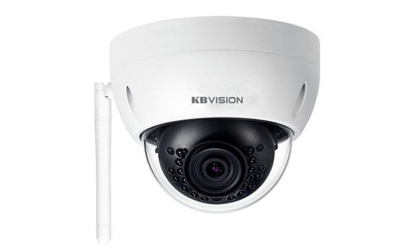 Camera IP Dome hồng ngoại không dây 1.3 Megapixel KBVISION KX-1302WN