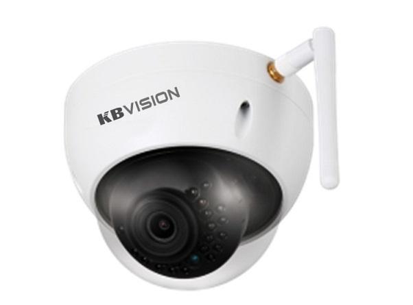 Camera IP Dome hồng ngoại không dây 2.0 Megapixel KBVISION KX-2012WAN