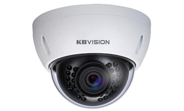Dome IP Camera 2.0 Megapixel infrared KBVISION KX-2022N2