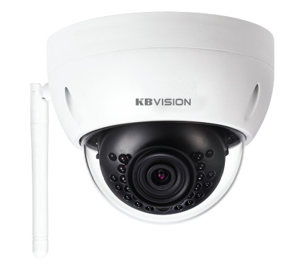 Wireless infrared Dome IP Camera 3.0 Megapixel KBVISION KX-3002WN