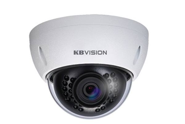 Infrared IP Dome Camera 3.0 Megapixel KBVISION KX-3004AN
