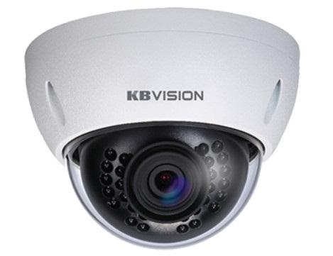Infrared IP Dome Camera 3.0 Megapixel KBVISION KX-3004MSN