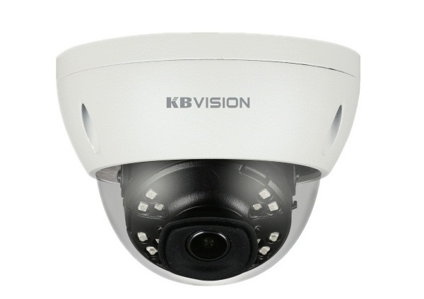 Infrared IP Dome Camera 4.0 MegapixelKBVISION KX-4002iAN