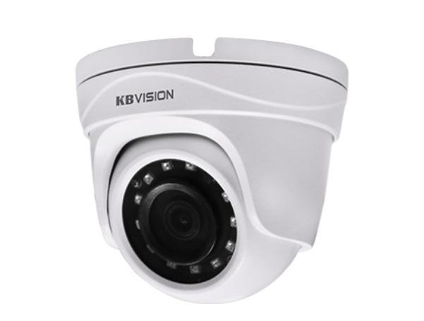 Infrared IP Dome Camera 4.0 Megapixel KBVISION KX-Y4002N2