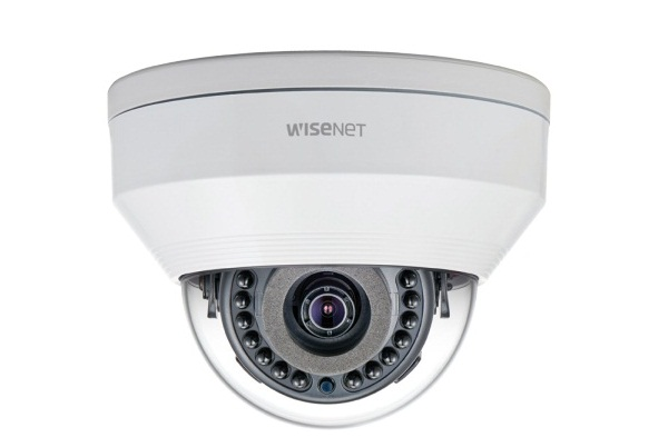 Camera IP Dome hồng ngoại 2 Megapixel Hanwha Techwin WISENET LNV-6010R/VAP
