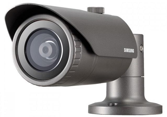 Camera IP hồng ngoại 4.0 Megapixel Hanwha Techwin WISENET QNO-7020R/KAP