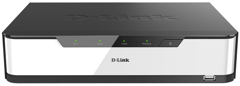 JustConnect 16-Channel PoE Network Video Recorder D-Link DNR-2020-04P/M