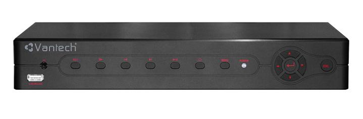 Đầu ghi hình IP 8 kênh VANTECH VP-860NVR