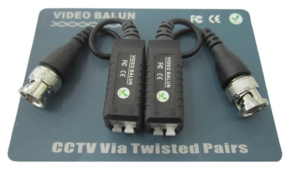 Video Equipment Balun VANTECH VBC-03