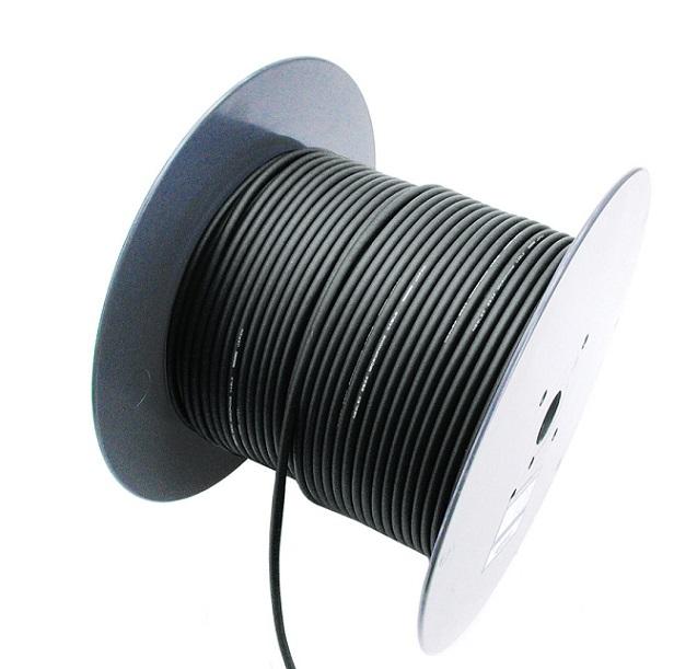 Dây Dropwire camera VCOM PE 2x(2x0.5)Cu (D220006