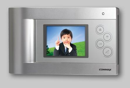MÀN HÌNH MÀU CHUÔNG CỬA COMMAX CDV-43Q