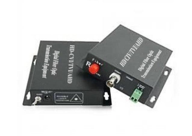 Chuyển đổi video chuyển đổi Quang-Điện 1 Đổi mạng NO-VCF 1VHD 1D-T / R