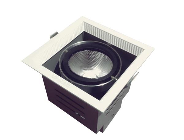 Đèn LED âm trần 1x15W VinaLED DL-HW1x15