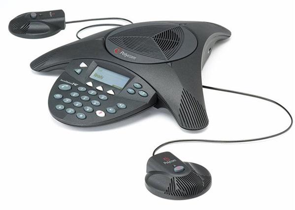Điện thoại hội nghị Polycom SoundStation2 non-Expandable