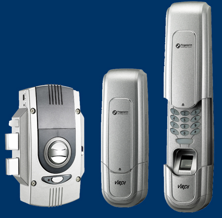 Khóa cửa điện tử VIRDI DL-450 FP