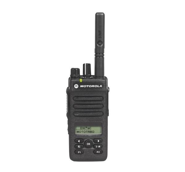 Máy bộ đàm cầm tay Motorola XiR P6600i VHF