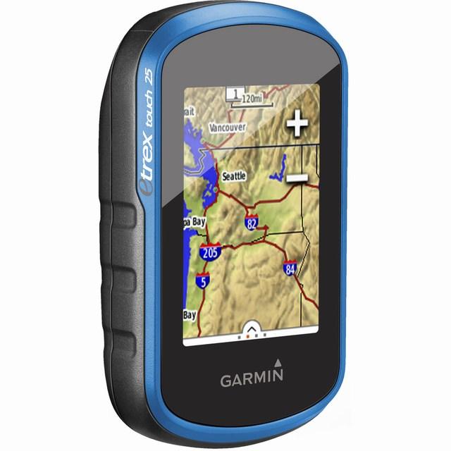 Máy định vị cầm tay GPS Garmin eTrex Touch 25