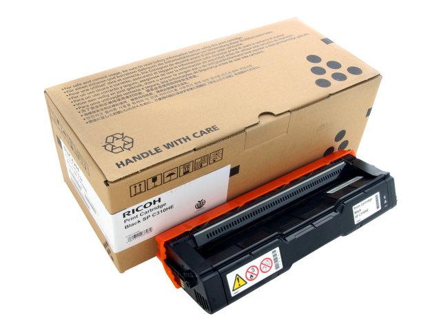Mực in và Cartridge dùng cho máy in Laser màu RICOH