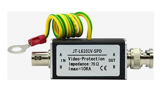 Thiết bị chống sét và bảo vệ tín hiệu HDTEC JT-L6101V-SPD