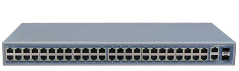 Chuyển mạch PoE 48 cổng 10 / 100Mbps NO-AF-4822