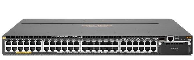 HP 3810M 48G PoE + 1-slot Switch JL074A
