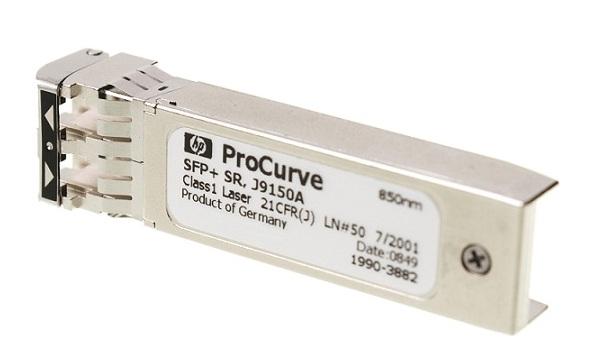 Bộ thu phát HP X132 10G SFP + LC SR J9150A