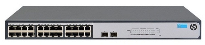 HP 1420-24G-2SFP Switch JH017A