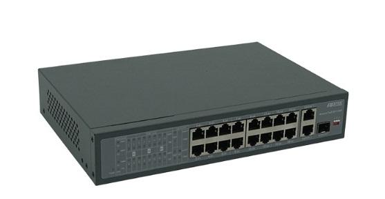 Bộ chuyển mạch PoE 16 cổng 10 / 100Mbps APTEK SF1163P