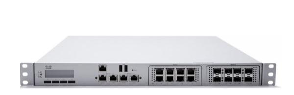 Cloud Managed Security Appliances CISCO MX400