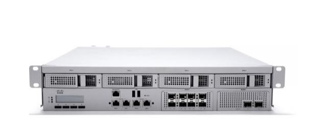 Thiết bị quản lý bảo mật trên nền tảng đám mây CISCO MX600