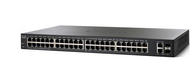 50-Port Gigabit Smart Switch CISCO SG220-50-K9-EU