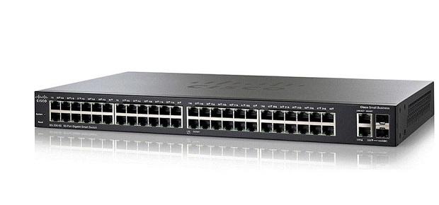 50-Port Gigabit Smart Switch CISCO SG250-50-K9-EU