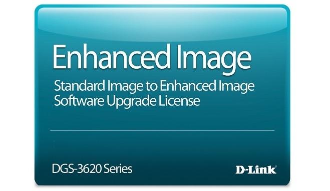 Giấy phép nâng cấp hình ảnh tiêu chuẩn D-Link DGS-3620-28PC-SE-LIC